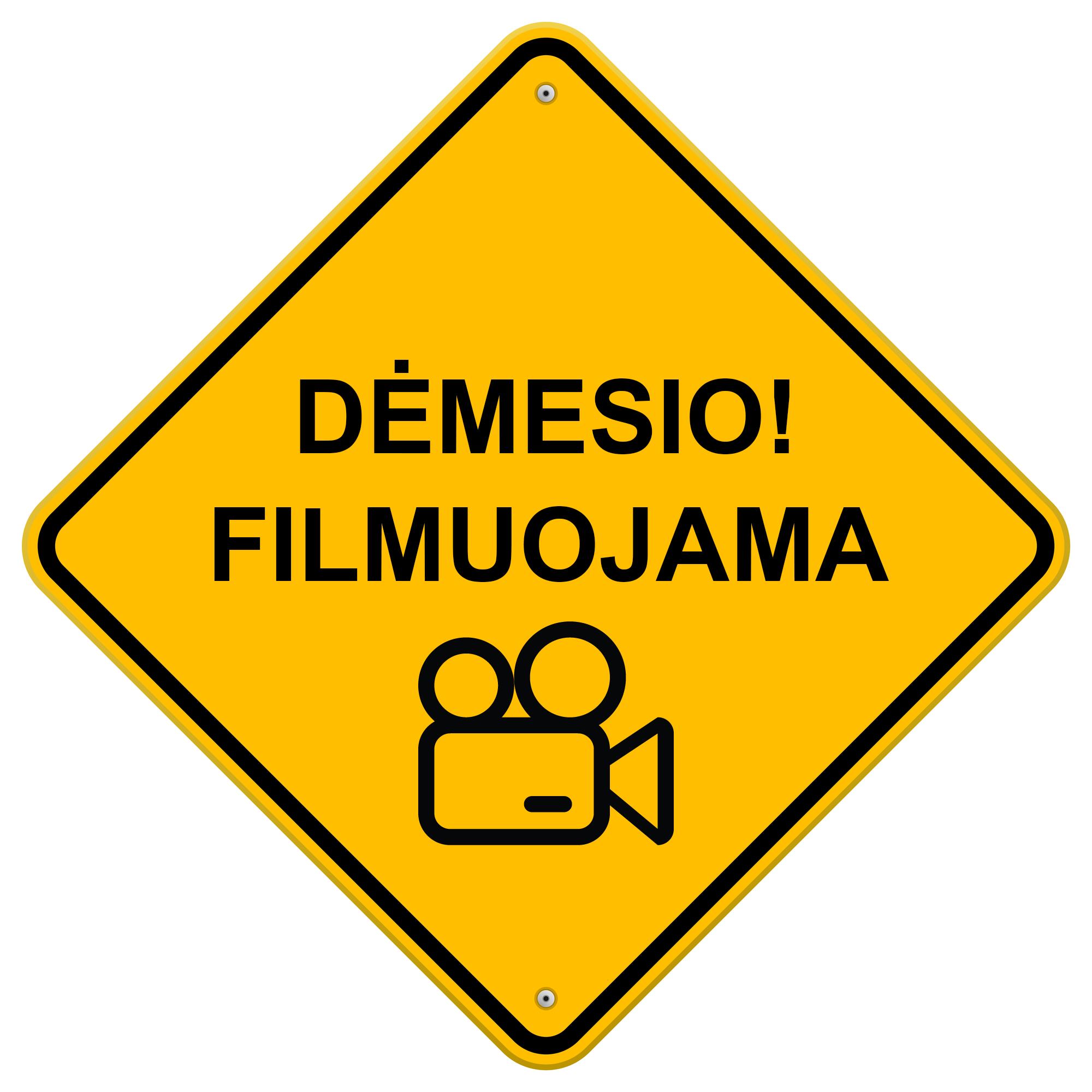 demesio-filmuojama